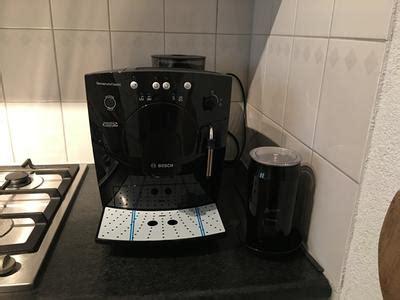bosch espresso tca5309 reveiw bol bosch tca5309 benvenuto classic volautomaat