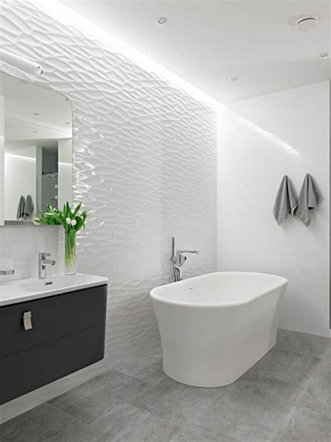 Formidable Design Salle De Bain 3d #3: design-salle-bains-moderne-blanche-mur-relief-3d.jpeg