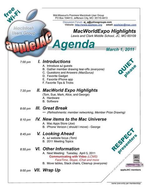 creative agenda templates 1 best agenda templates