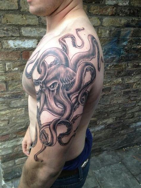 kraken tattoo designs kraken