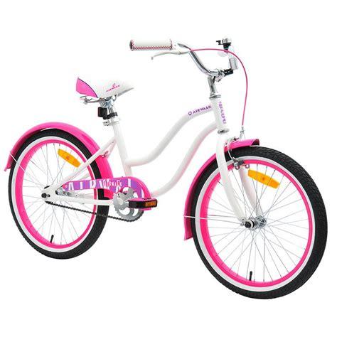 bicycles toys r us 50cm airwalk cruiser bike white pink toysrus australia bikes pink bikes and toys