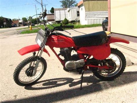 1979 honda xr80 1979 honda xr80 dirt bike for sale on 2040 motos