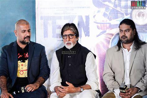 Amitabh Bachchan at Te3n Song Launch – Silverscreen.in