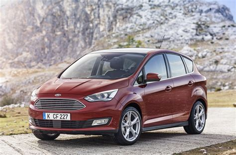 2015 Ford C Max by 2015 Ford C Max Facelift Family Revealed In 43 Photos
