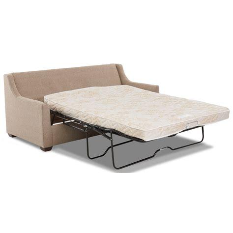 klaussner grayton  aqsl sleeper sofa  air dream