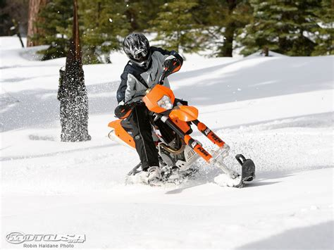 snow motocross explorer snow bike conversion kit motorcycle usa