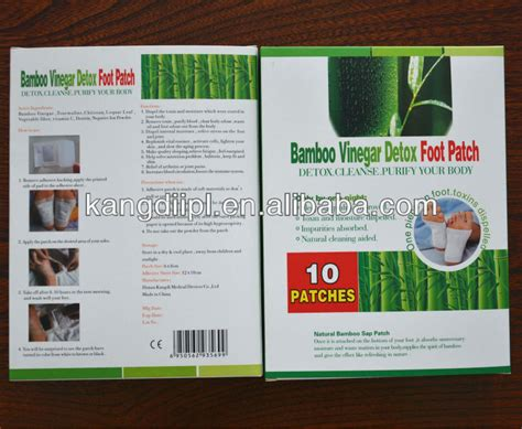 Tourmaline Detox Foot Pads by Sale Yeekong Detox Foot Pad Buy Yeekong Detox Foot