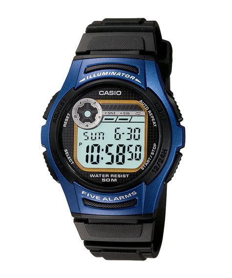 digital watches buy casio youth w 213 2avdf d066