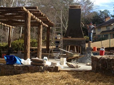portland coat build your own outdoor fireplace