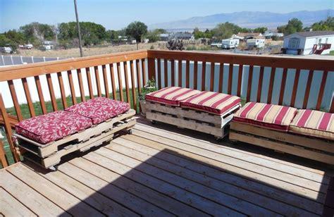 divano pallet realizzare un divano con i pallet foto design mag