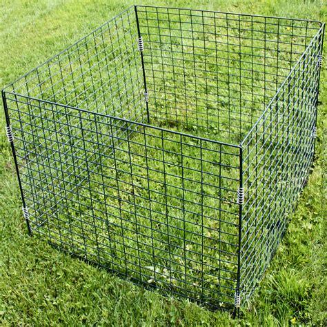 Garden With Wire Garden Composter Metal Bin Wire Compost Made Of Powder