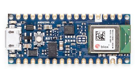 arduino introduces   nano boards  wifi ble