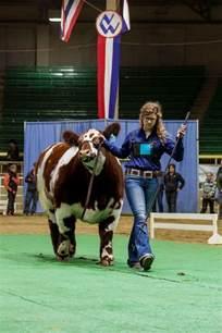 Livestock Show Colorado Helps V8 Ranch At The Houston Livestock