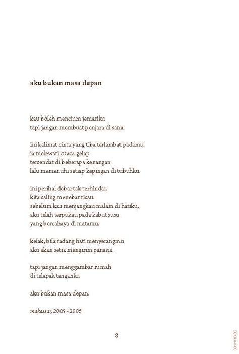 layout buku puisi jual buku gambar kesunyian di jendela kumpulan puisi oleh