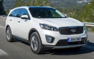 kia sorento review is this the most sensible seven seater
