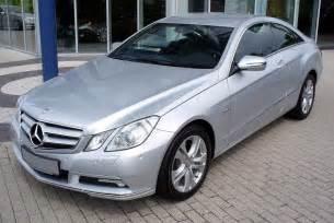 Mercedes Wiki Mercedes E Class C207