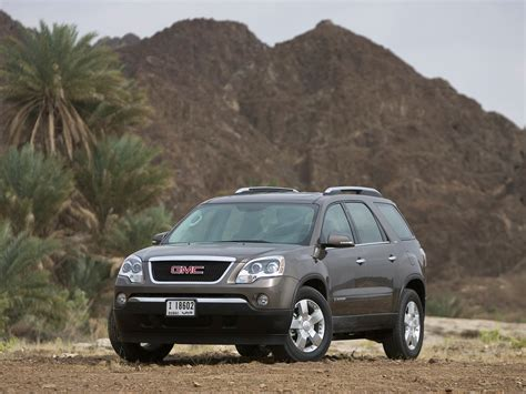 how does cars work 2007 gmc acadia on board diagnostic system gmc acadia 2007 2008 2009 2010 2011 2012 autoevolution