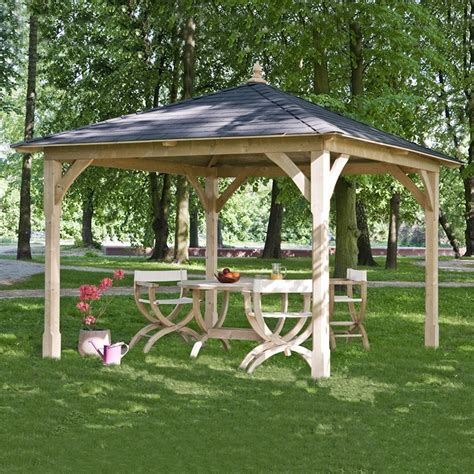 gazebo giardino legno gazebo a baldacchino da giardino in legno canopy