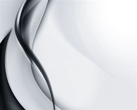 black and white curves ppt backgrounds black and white