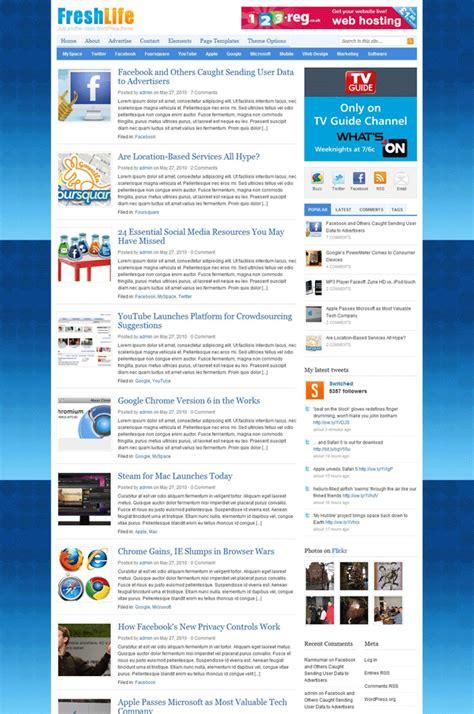 theme junkie freshlife templatesfactory net articles