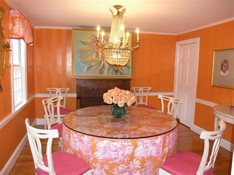 orange dining rooms catchy orange dining room designs with awesome inspiration