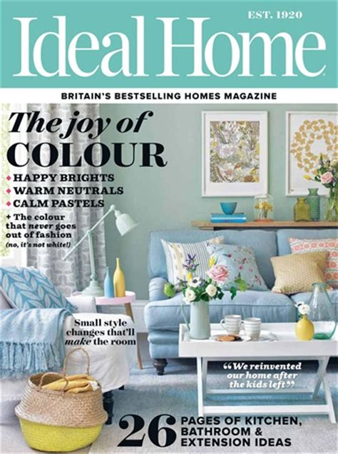 ideal home interiors ideal home magazine april 2017 subscriptions pocketmags