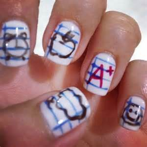 cute nail designs for short nails easy to do at home