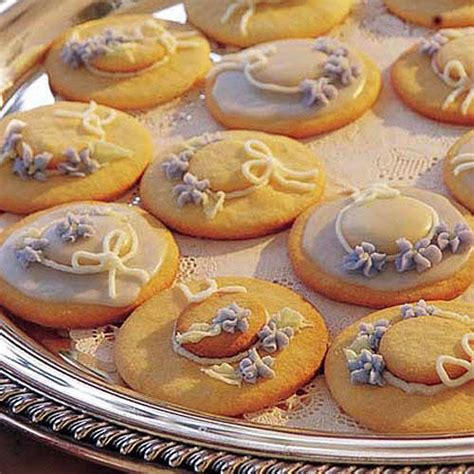 easy bridal shower cookie recipes wedding shower recipe ideas southern living