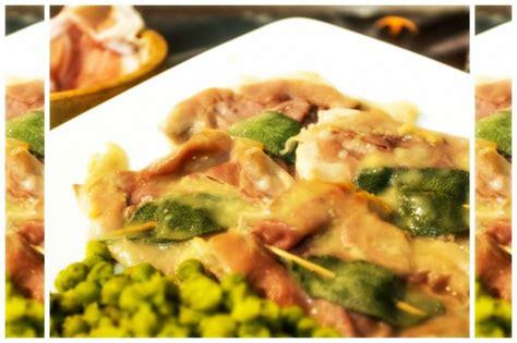 come cucinare i saltimbocca come preparare i saltimbocca alla romana light