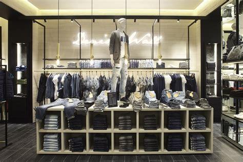 the look store milan tv menswear 187 retail design blog