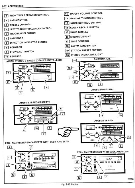 diagrams 430757 delphi radio wiring diagram delco car