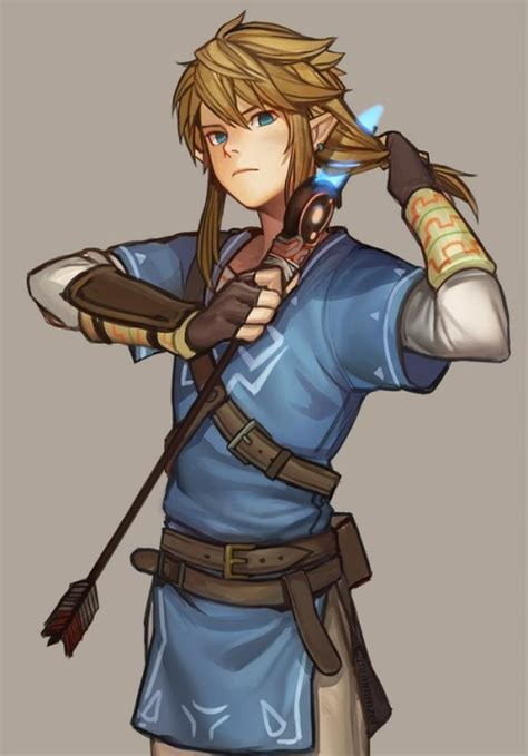 zelda link with black hair the legend of zelda hyrule warriors link by theligth on