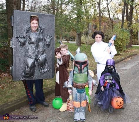 Family Wars by 47 And Fantastic Family Costumes