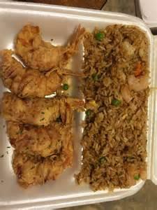 Lotus Seafood Houston Bacon Wrapped Shrimp Yelp