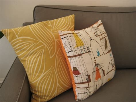 Pillow Ticks by How To Replace The Ticking On A Pillow Ehow