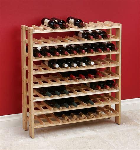 X Wine Rack Plans by Classics Wooden Wine Racks Plans Furniture Holder 40 Bottle Crates Cabinet Stack Ebay