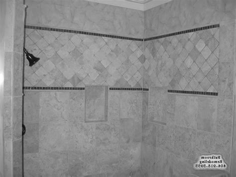 bathroom design  luxurious bath  shower tile