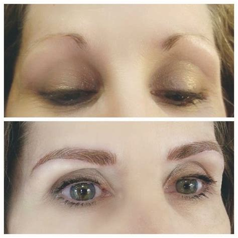 tattoo eyeliner touch up 84 best microblading images on pinterest eye brows