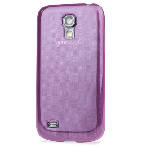 Casing Hp Samsung Galaxy Mini 2 flexishield for samsung galaxy s4 mini purple