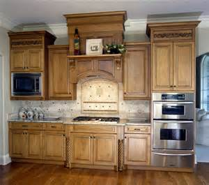 kitchen cabinet ideas on distressed kitchen