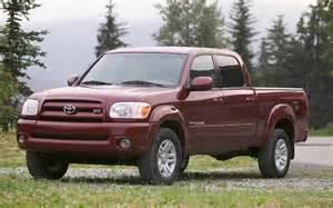 2006 Toyota Tundra Recalls 2000 2006 Toyota Tundra Pre Owned Truck Trend
