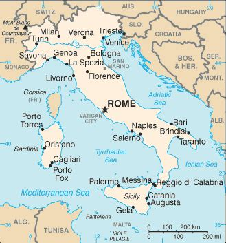 us area code from italy italian genealogical research
