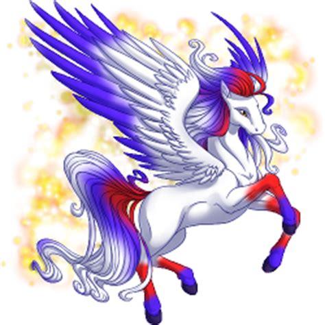 Wisteria Pegasus Valley Of Unicorns Image And Blue Pegasus Png Valley Of Unicorns Wiki