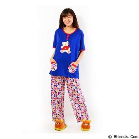 Setelana Baju Tunik Celana Panjang Wanita Fit Jumbo Desta Set jual forever baju setelan wanita celana panjang size p 726 1 blue merchant murah