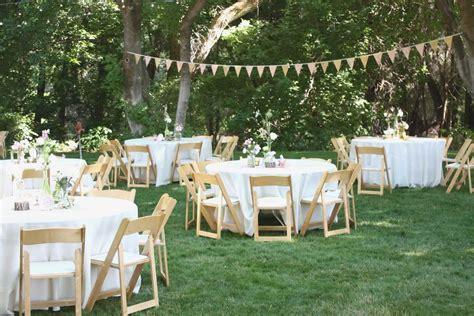 backyard wedding reception ideas on a budget backyard bbq wedding ideas on a budget awesome simple outdoor wedding ideas a bud