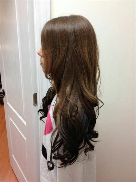 on my way to the reverse ombre look gray pride 39 best reverse balayage darker on the ends images on
