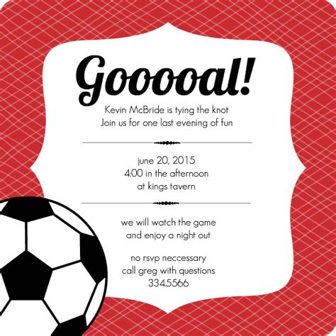 soccer invitation template 40th birthday ideas soccer birthday invitation templates free
