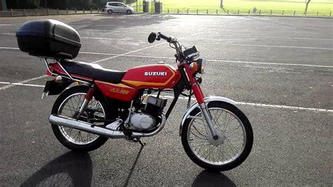 suzuki ax 100 1986 suzuki ax100