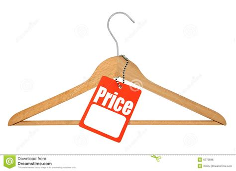 Sale Hanger hanger with a price tag sale stock photo cartoondealer 22449054