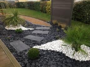 decoration exterieur jardin moderne maison moderne